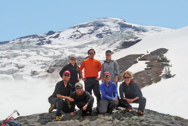Research field experience takes students to new heights